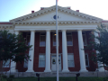 Old Effingham County Courthouse  Springfield GA