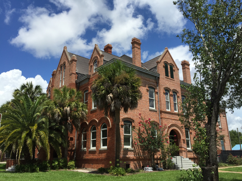 Historic Calhoun County Courthouse  Blountsville FL