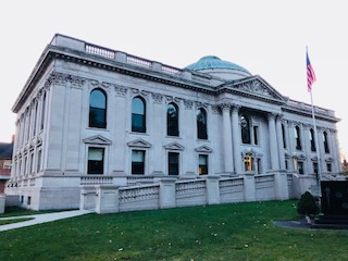 Columbia County Courthouse New York