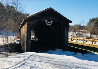 McDermott Covered Bridge