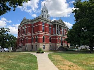 Historic Eaton County Courthouse