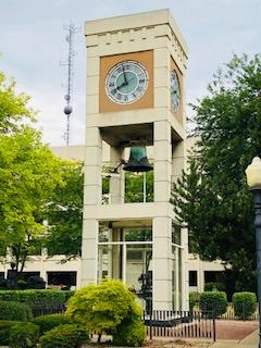 Saginaw Co. Courthouse Clocktower