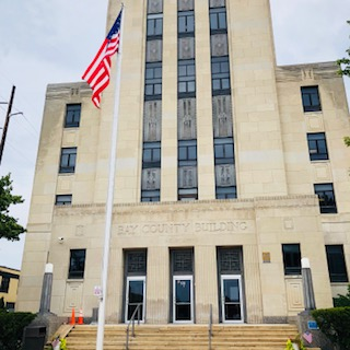 Bay Co. Courthouse MI