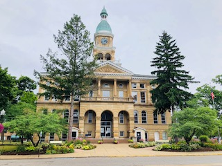 Hillsdale Co. Courthouse
