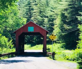 Upper or Third Bridge