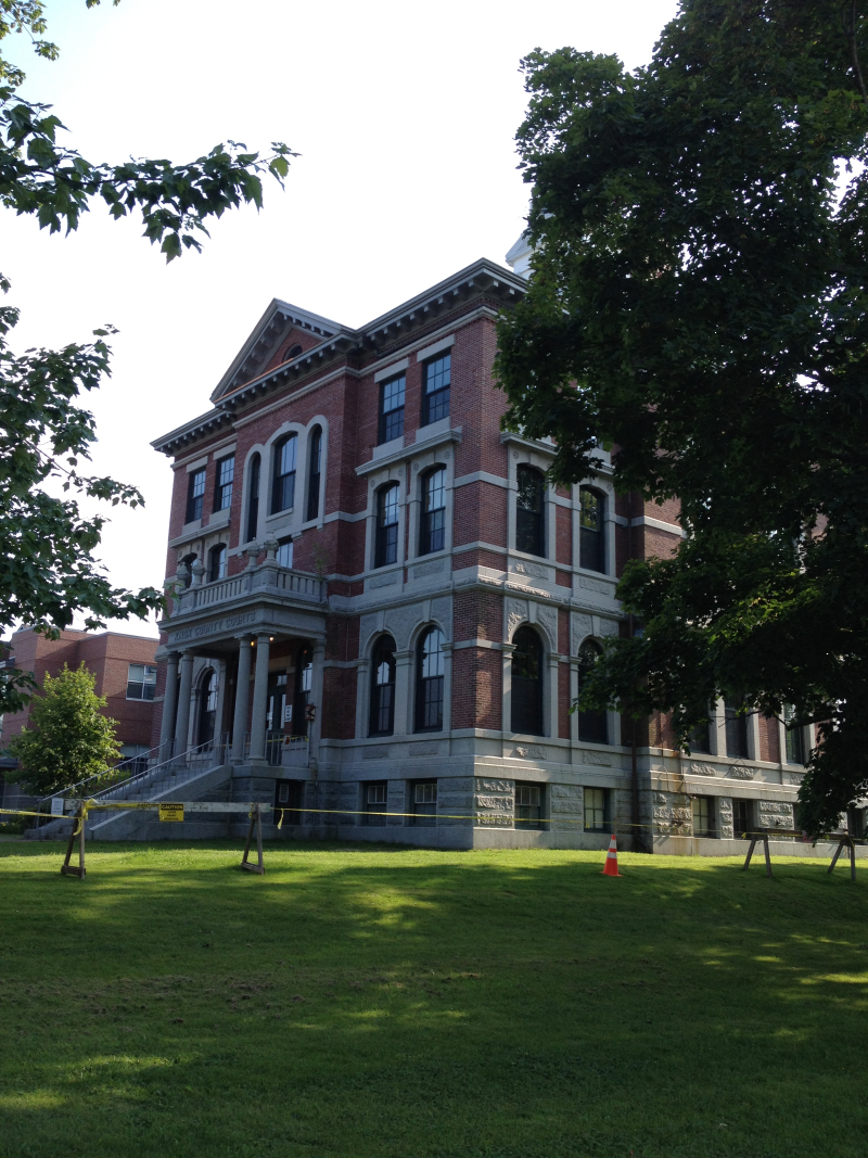 Knox County Courthouse  Rockland ME