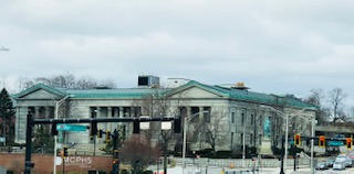 Worcester County Courthouse MA