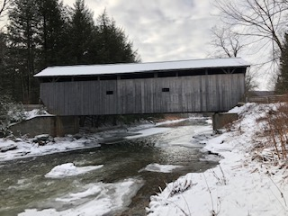 Morgan Covered Bridge