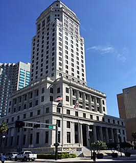 Dade Co. Courthouse Miami FL