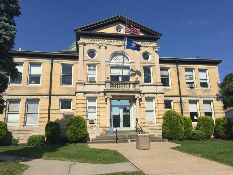 Fairfield County Courthouse  Danbury CT