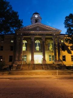 Pitt Co. Courthouse