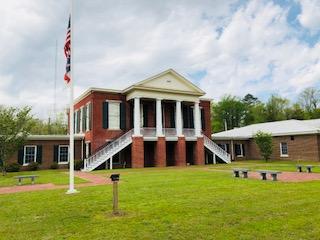 Camden Co. Courthouse
