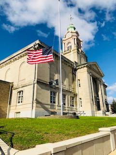 Cumberland Co. Courthouse NJ