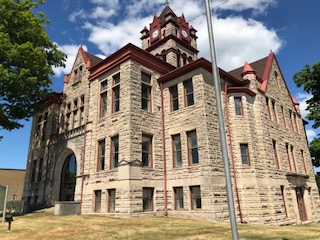Cass Co. COurthouse