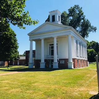 Old Berrien Co. Courthouse