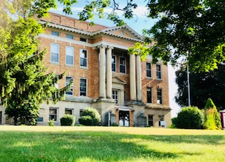 Old Montcalm Co. Courthouse