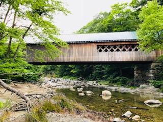 Williamsville Covered Bridge