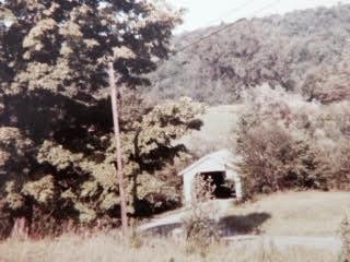 Hectorville Bridge  Montgomery Ctr  VT  1979