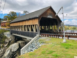 Quechee Lakes Covered Bridge