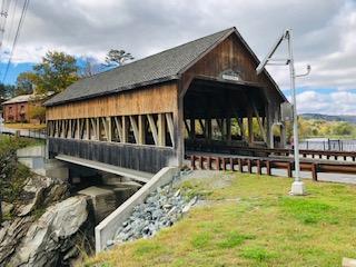 Quechee Lakes Covered Bridge