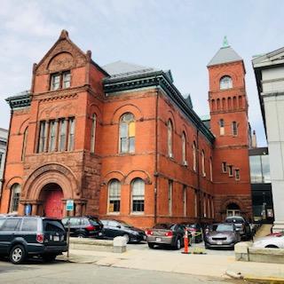 1861 Essex Co. Courthouse Salem MA