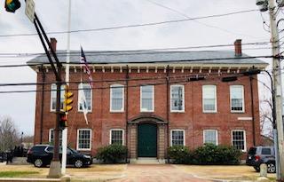 Essex Co. Courthouse Newburyport