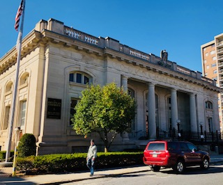 Fitchburg COurthouse