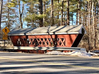 Camp Tevya Covered Bridge