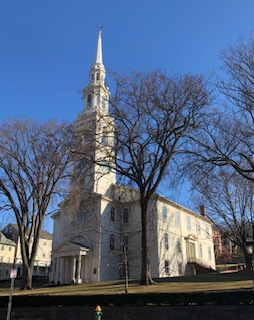 Oldest Baptist Church Providence