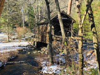Swamp Hollow Covered Bridge