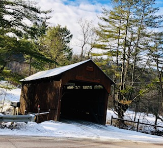 Robbins Nest Covered Bridge