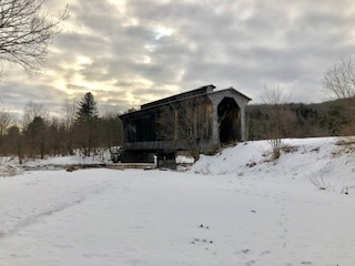 Fisher RR Covered Bridge