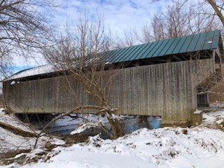 Gates Farm Covered Bridge