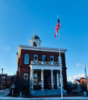 Rockingham Co. Courthouse Exeter NH