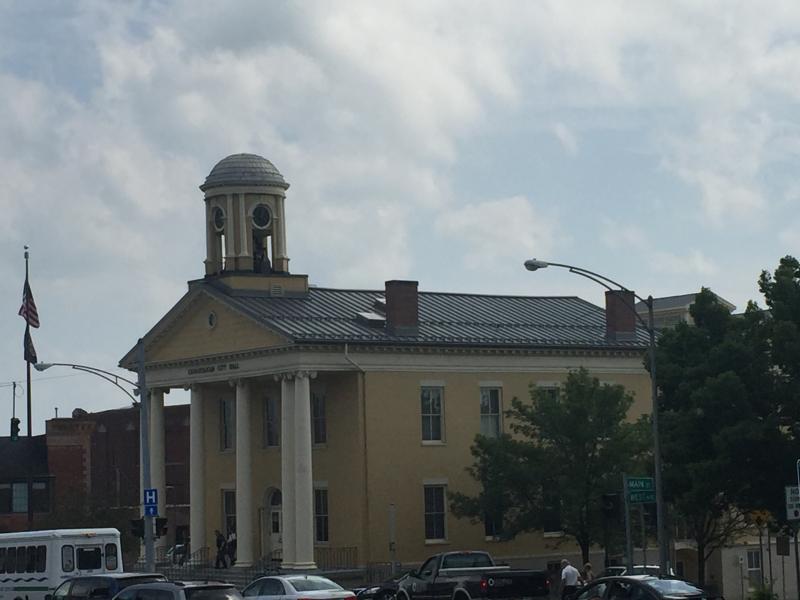 Old Ontario County Courthouse  Canandaigua  NY