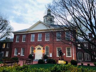 Talbot CO. Courthouse