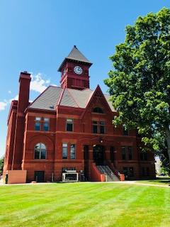 Mason Co. Courthouse MI