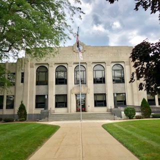 Tuscola County Courthouse