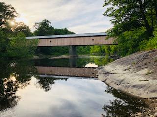 Scott Bridge Townshend VT