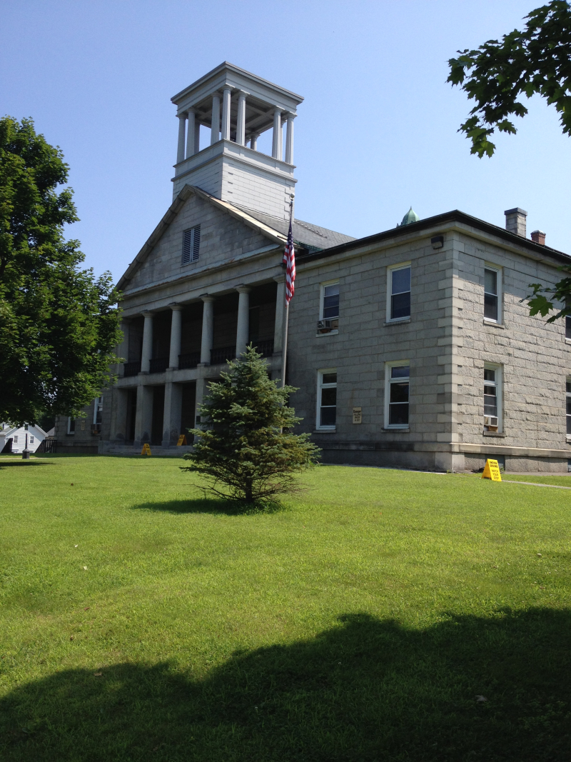 Kennebec County Courthouse  Augusta  ME