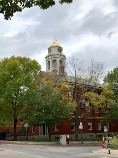 Historic Middlesex Co. Courthouse Cambridge