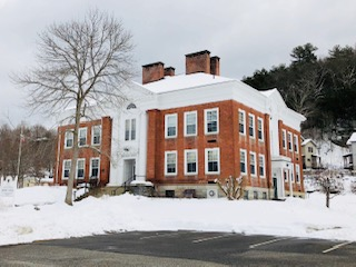 South Berkshire County COurthouse