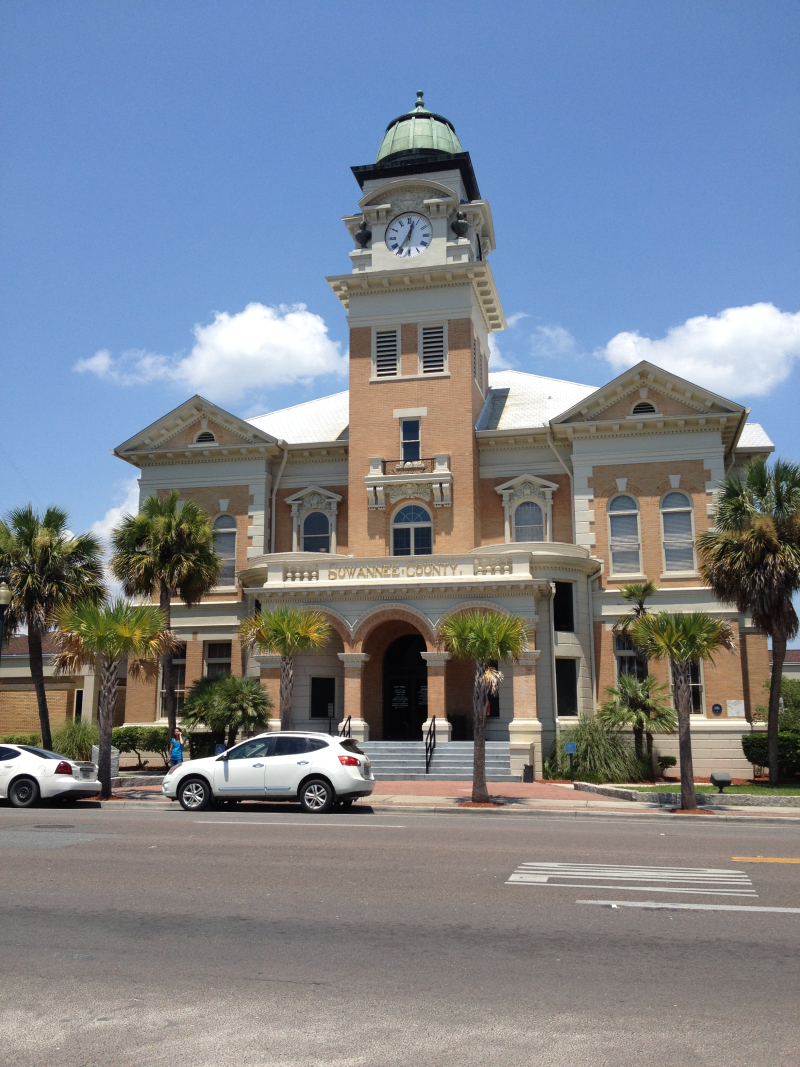 Suwannee Co. Courthouse