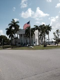 Old Collier Co. Courthouse Everglades City FL