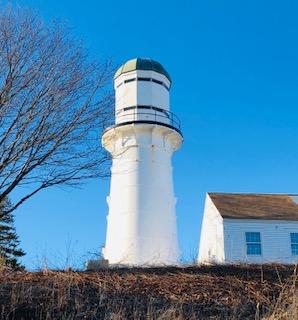 Cape Elizabeth Two Lights Lighthouse West Tower