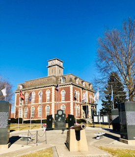 Historic Effingham Co. Courthouse