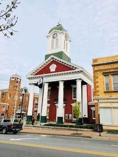 Jefferson County WV Courthouse
