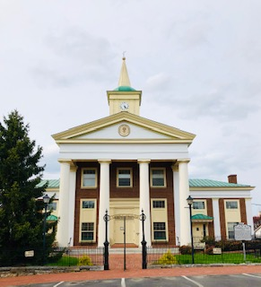 Botetourt Co. VA Courthouse