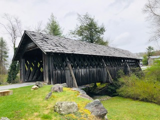 Stevens Covered Bridge NC