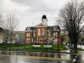 Pike Co. Courthouse PA